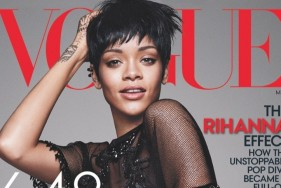 Rihanna Vogue US