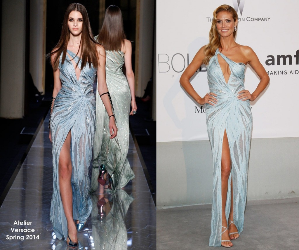 Heidi Atelier Versace