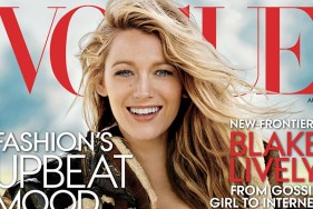 Blake Lively Vogue US